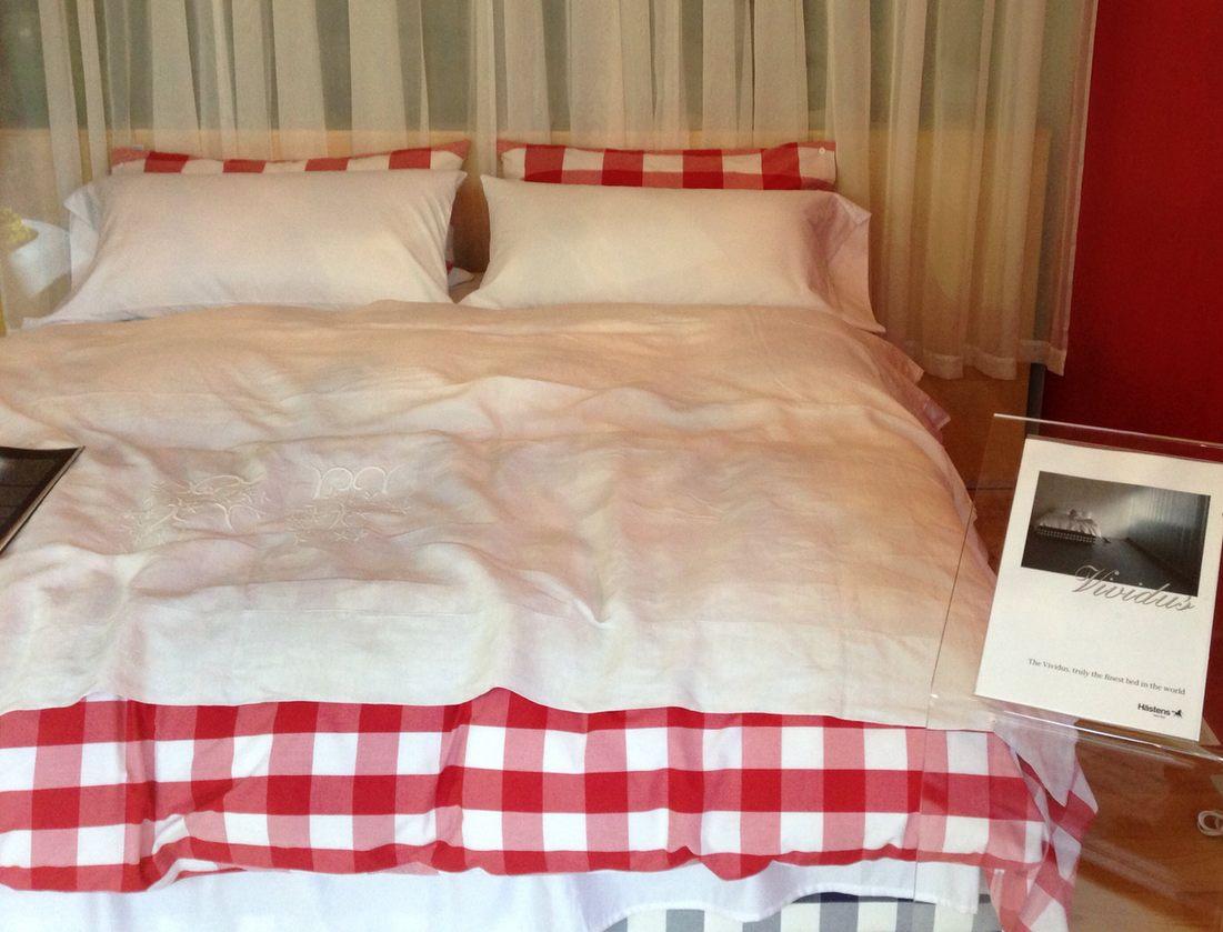 Hastens Vividus mattress
