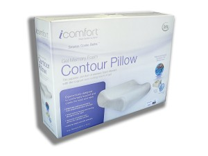 serta memory foam pillow